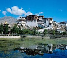 Kathmandu to Lhasa
