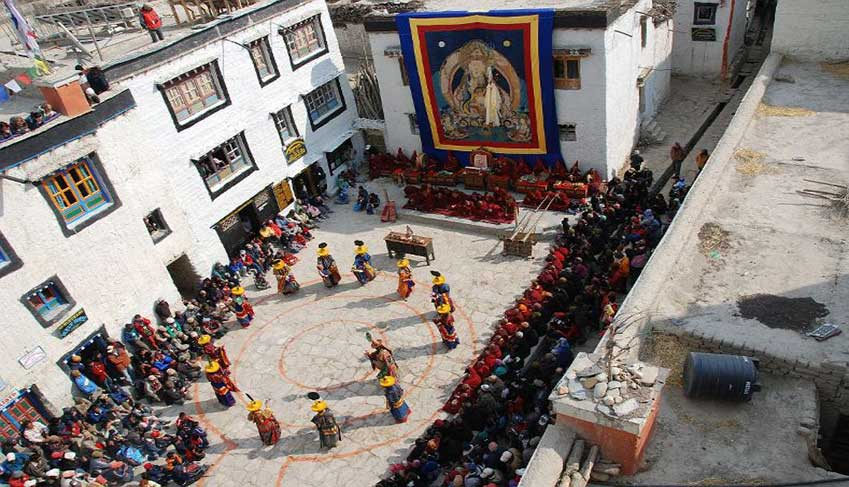 teji-festival lo-manthang
