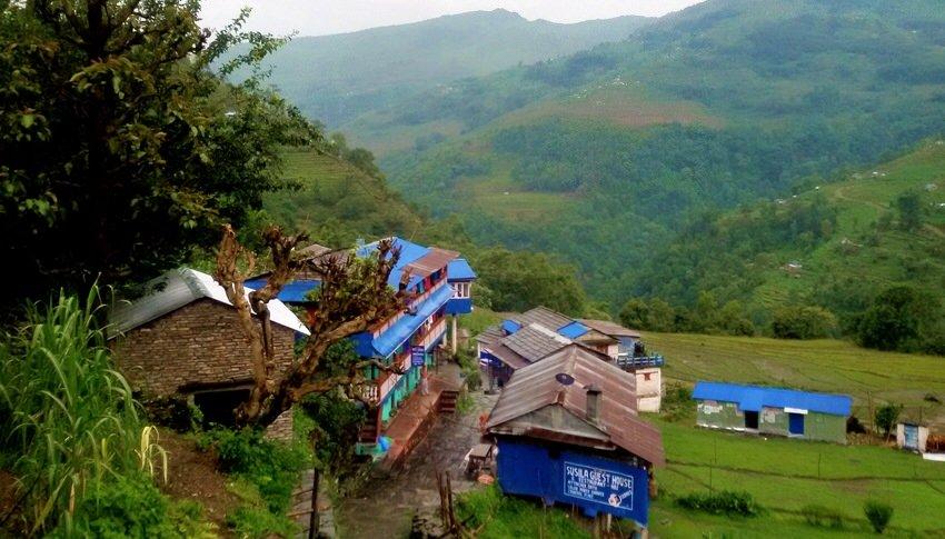 Tikhe Dhunga Image