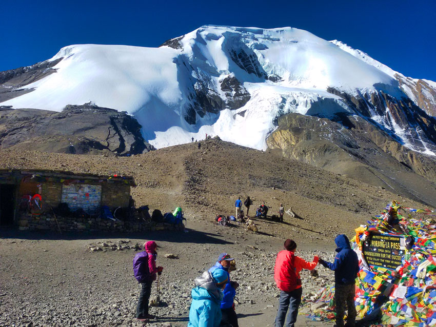 Annapurna Circuit Thorangla Pass Trek