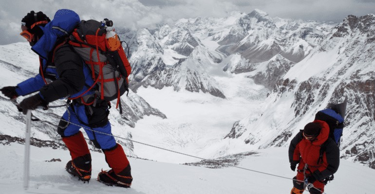 Climb mountain-expedition-nepal