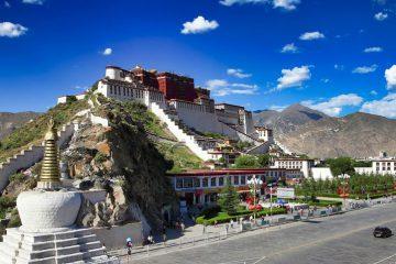 Potala Palace Tibet Lhasa