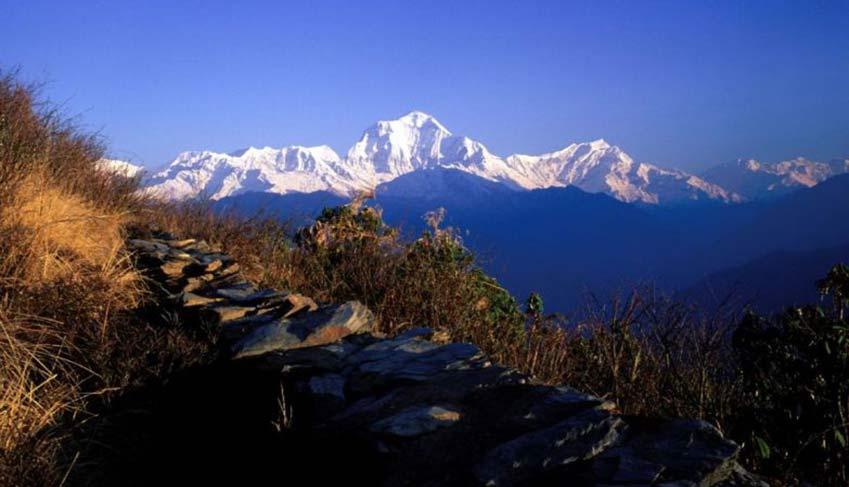 Annapurna short trek-ghandruk