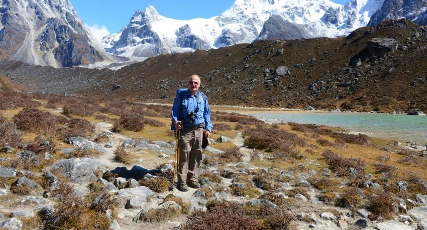 Trekking-in-kanchenjunga