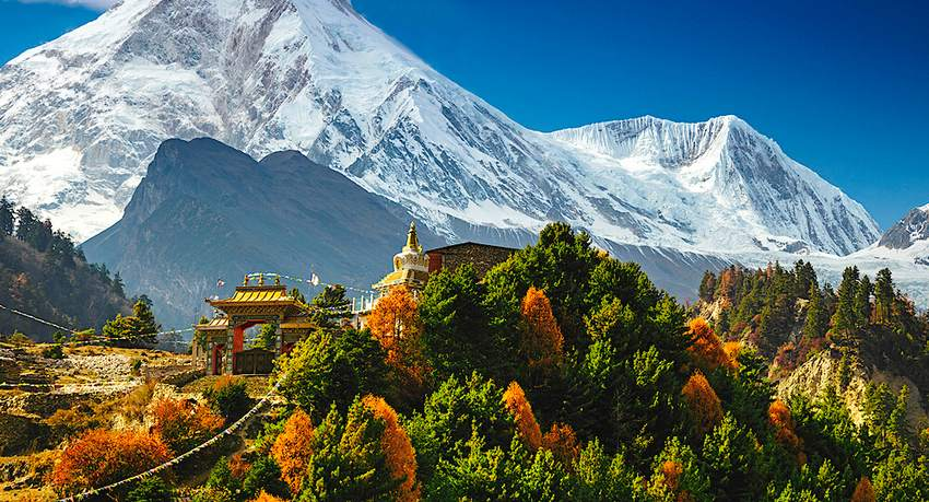 Manaslu-trek-in-Nepal