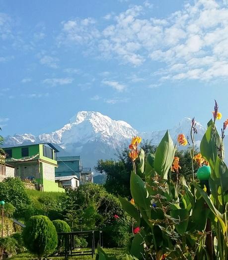 Short trek from Pokhara Ghandruk