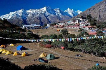 Everest view trek _sagarmatha