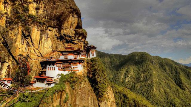 Bhutan Tiger Nest