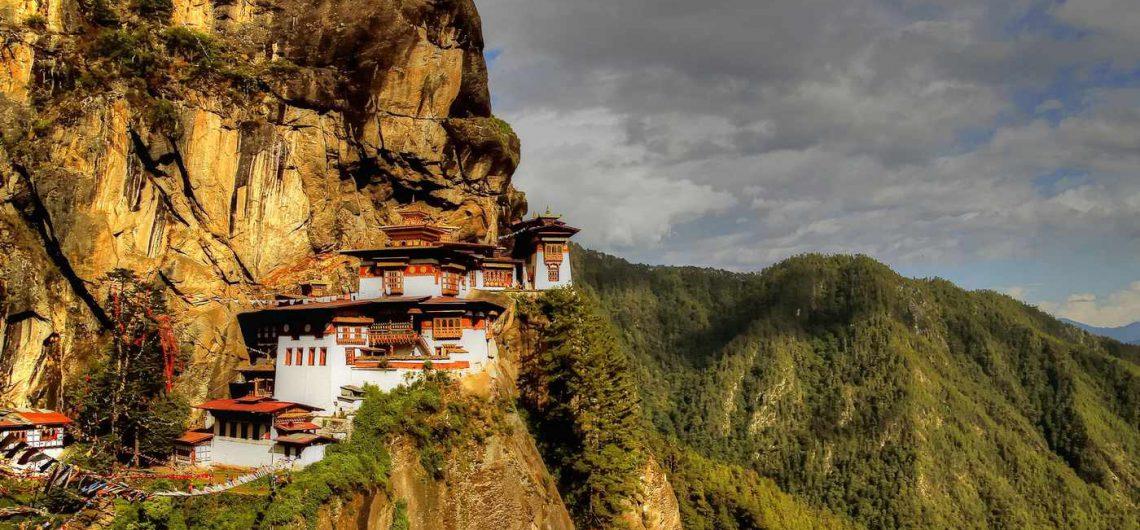 Tiger Nest Monastery of Bhutan